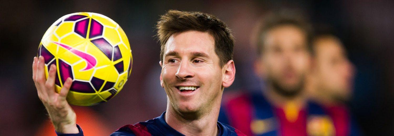 I Love Lionel Messi